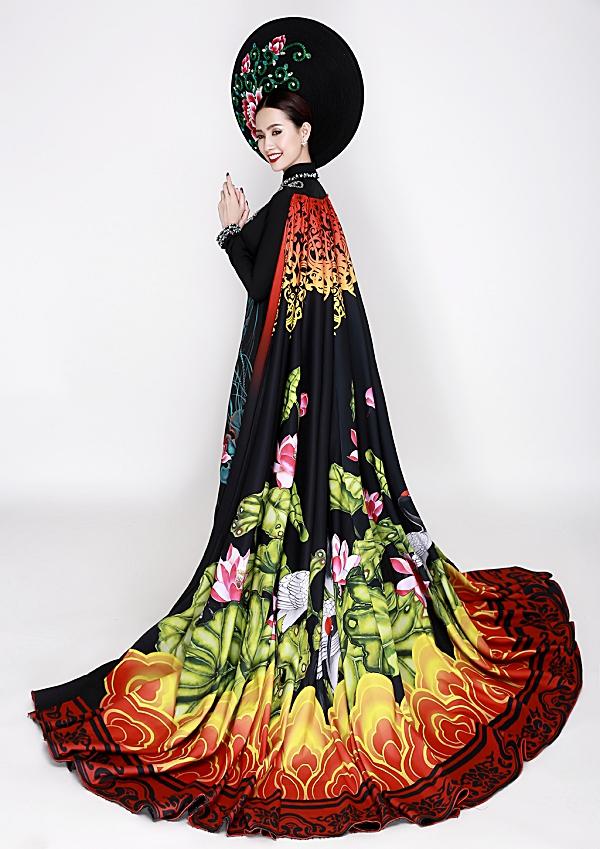 Phan Thị Mơ được cấp phép dự thi Hoa hậu đại sứ du lịch Thế giới 2018 4