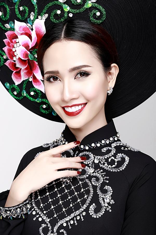 Phan Thị Mơ được cấp phép dự thi Hoa hậu đại sứ du lịch Thế giới 2018 0