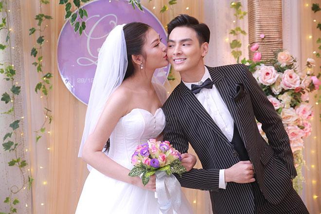 Đám cưới được tổ chức vào cuối năm 2017.