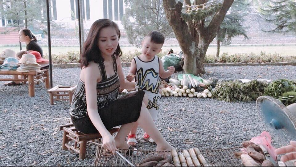 Ghen tị với tổ ấm hạnh phúc, chồng chiều con ngoan của những cựu hot girl Việt đình đám 20