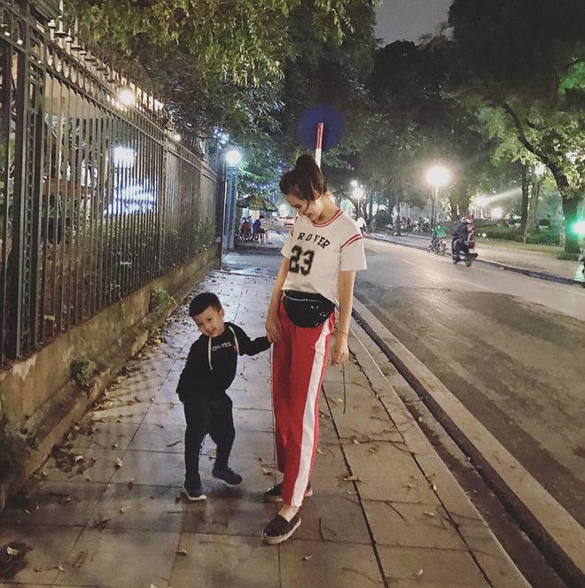 Ghen tị với tổ ấm hạnh phúc, chồng chiều con ngoan của những cựu hot girl Việt đình đám 27