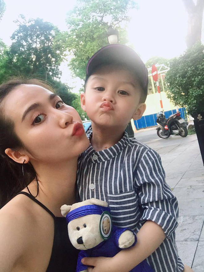 Ghen tị với tổ ấm hạnh phúc, chồng chiều con ngoan của những cựu hot girl Việt đình đám 28