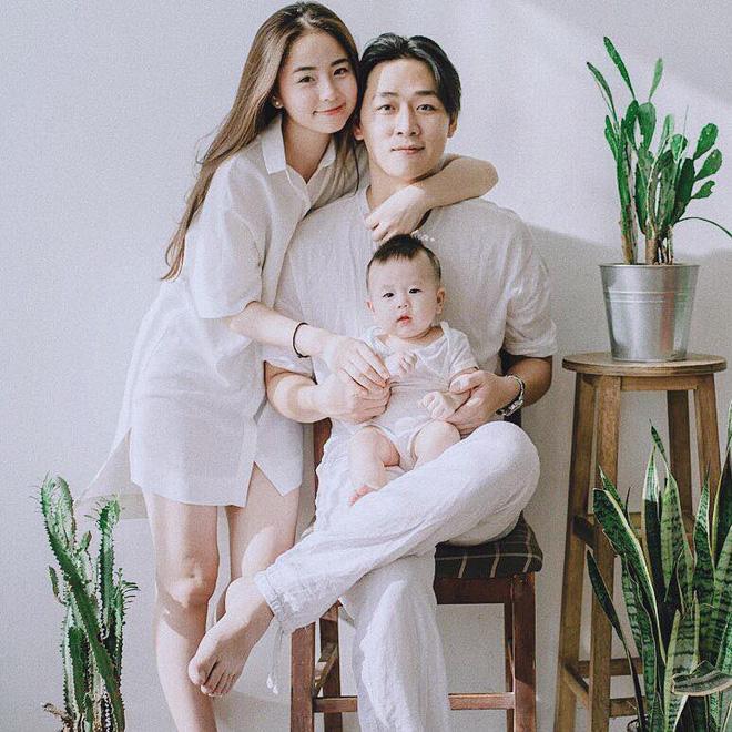 Ghen tị với tổ ấm hạnh phúc, chồng chiều con ngoan của những cựu hot girl Việt đình đám 41