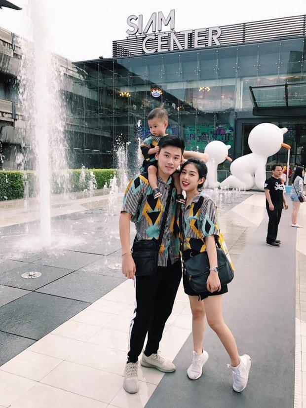 Ghen tị với tổ ấm hạnh phúc, chồng chiều con ngoan của những cựu hot girl Việt đình đám 45
