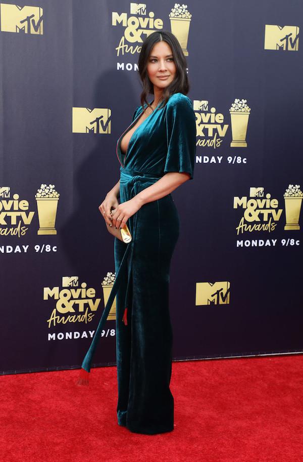 Olivia Munn - minh tinh có mẹ là người Việt gốc Hoa. Cô nổi tiếng với bộ phim X-Men.