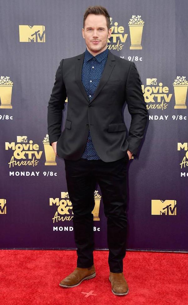 Tài tử Chris Pratt của Avengers.
