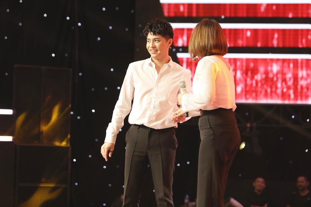 Giọng hát Việt (Tập 5): Giọng cakhiến Thu Phương chặn Lam Trường, câu chuyện tình bạn 20 năm lại 'dậy sóng' 8