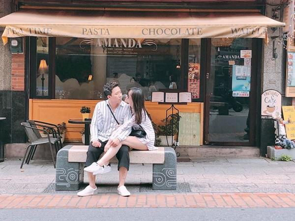 Trấn Thành ngọt ngào chúc mừng sinh nhật tuổi 33 của bà xã Hari Won 2