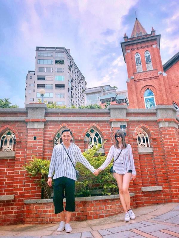 Trấn Thành ngọt ngào chúc mừng sinh nhật tuổi 33 của bà xã Hari Won 4