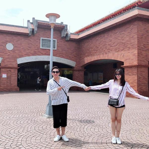 Trấn Thành ngọt ngào chúc mừng sinh nhật tuổi 33 của bà xã Hari Won 5