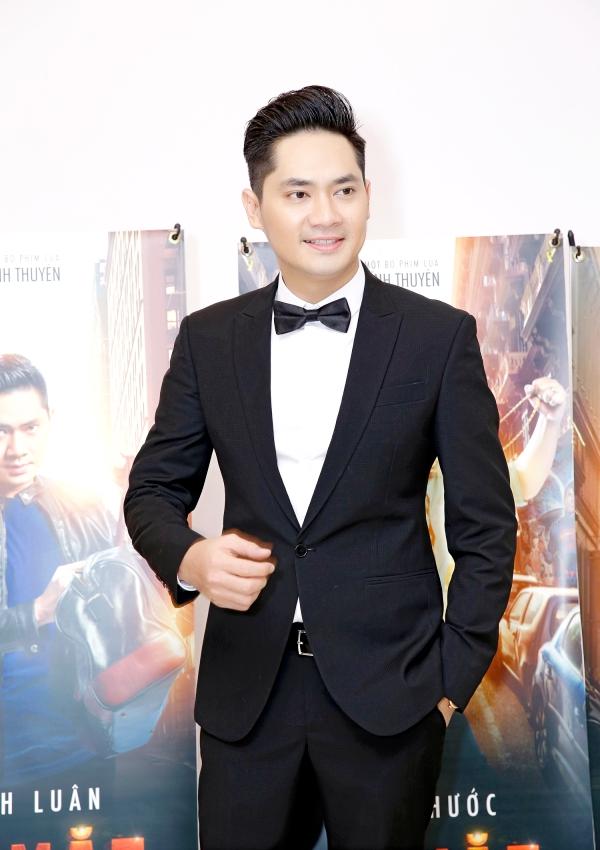 Vợ chồng Lý Hải - Minh Hà tình tứ bên nhau tại sự kiện ra mắt phim Lộ Mặt 1
