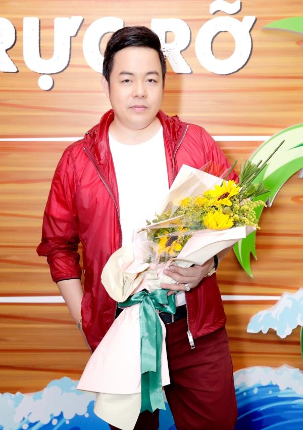 Vợ chồng Lý Hải - Minh Hà tình tứ bên nhau tại sự kiện ra mắt phim Lộ Mặt 2