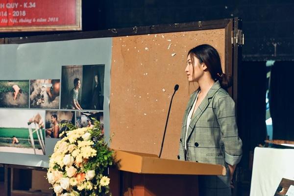 Nữ nhiếp ảnh xinh đẹp 9X vừa tốt nghiệp Thủ khoa trường đại học Sân khấu Điện ảnh