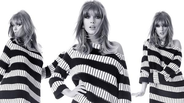 Taylor Swift xinh đẹp và cổ điển trên bìa tạp chí mới 1