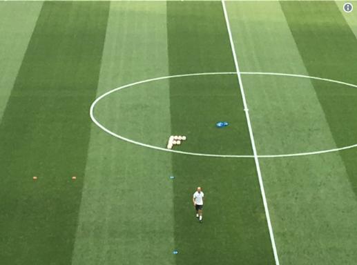 Tuyển Pháp 'mê tín', làm điều kì lạ ngay trước khi đấu Croatia 0
