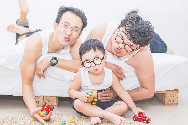 Ai cũng mong có một gia đình hạnh phúc, và những cá thể trong cộng đồng LGBT cũng vậy.