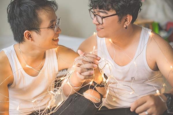 Bộ ảnh gia đình hạnh phúc và chuyện tình đồng tính 'tiếp lửa' cho cộng đồng LGBT 5
