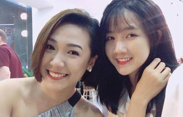 Nguyễn Thanh Thảo lại mang vẻ cá tính với mái tóc ngắn.