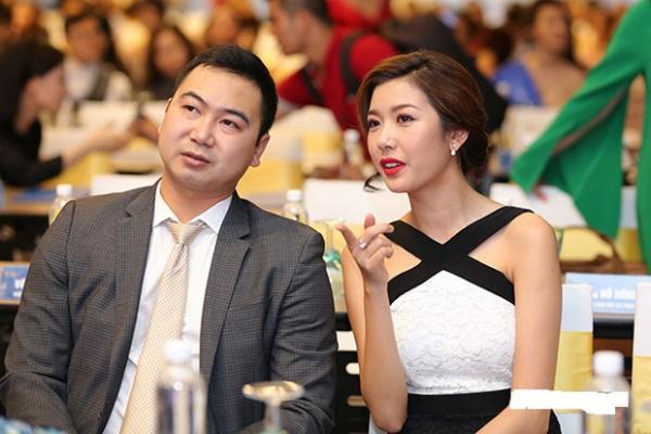Thúy Vân và Tuấn John từng là người yêu 3 năm.