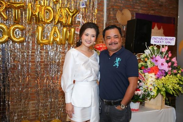 Thanh Bình bí mật làm sinh nhật cho Ngọc Lan, đã thế quà tặng lại là chiếc xe hơi vợ yêu thích 3