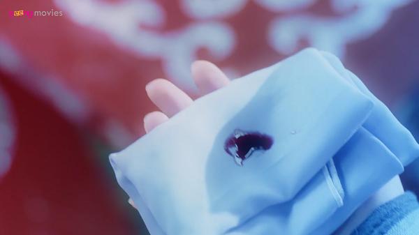 Tần suất ho ra máu của Cẩm Mịch ngày càng dày đặc.
