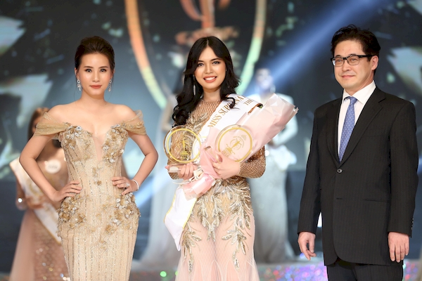 Ngọc Châu đăng quang Hoa hậu, Trương Mỹ Nhân nhận giải Á hậu tại 'Miss Supranational Vietnam 2018' 6
