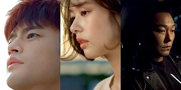 Ngoài phim của Song Seung Hun với Krystal, màn ảnh nhỏ Hàn Quốc còn có loạt phim hình sự không thể bỏ lỡ tháng 9 này 2