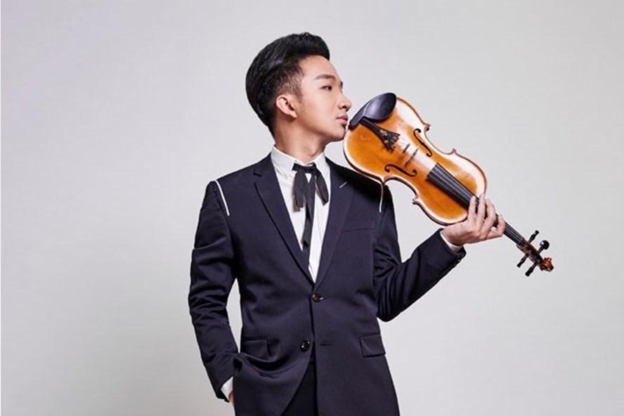 Nghệ sĩ violon Hoàng Rob cùng Gen9 sẽ trình diễntrong phần thi trang phục dạ hội.