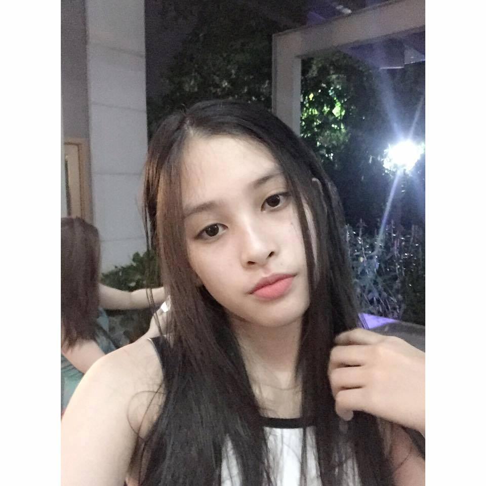 Ngắm mặt mộc trẻ trung và xinh đẹp của tân Hoa hậu Việt Nam Trần Tiểu Vy 5