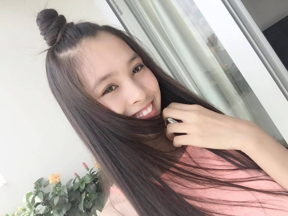 Ngắm mặt mộc trẻ trung và xinh đẹp của tân Hoa hậu Việt Nam Trần Tiểu Vy 7