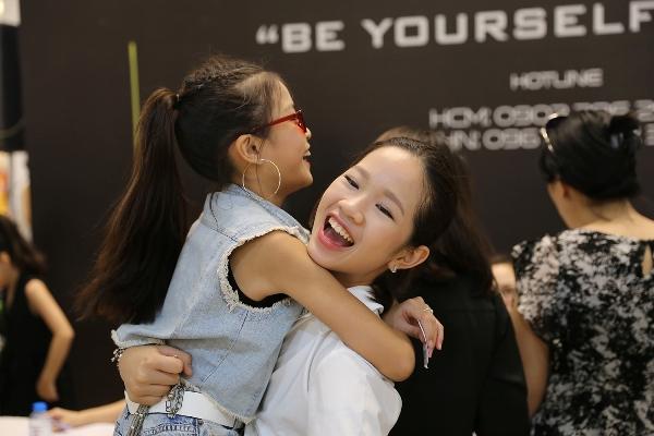 Dàn mẫu nhí 'gây sốt' tại buổi casting trước thềm tuần lễ thời trang quốc tế Việt Nam 3