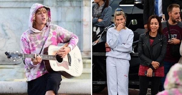 Justin Bieber dành cho Hailey Baldwin nhiều hành động lãng mạn gần đây.
