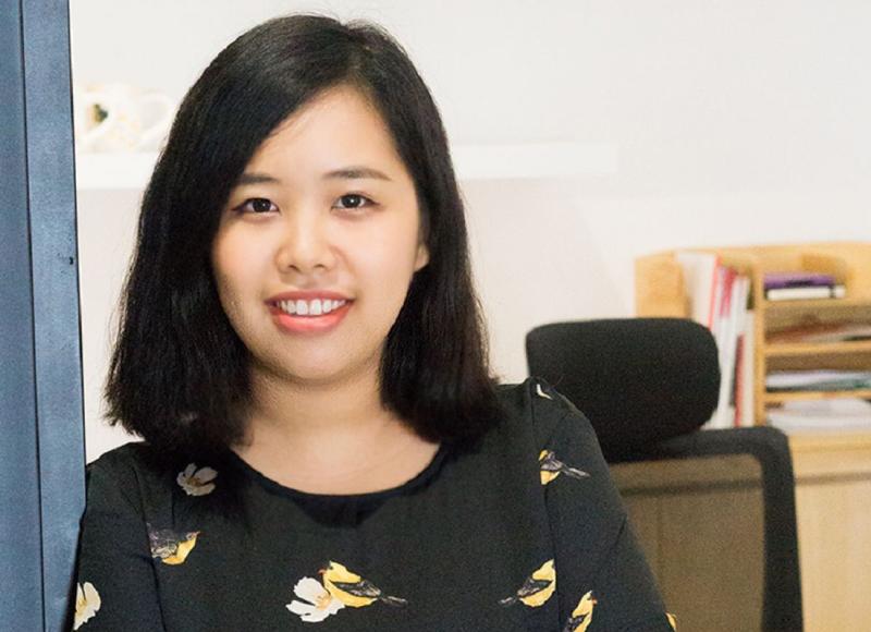 Hà Thị Tú Phượng - Sáng lập, Giám đốc điều hành METUB...