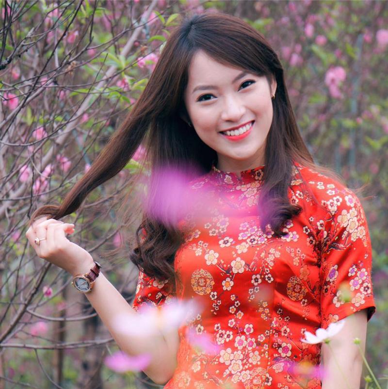 Trần Khánh Vy, cô bạn 'bắn' 7 thứ tiếng trong clip dễ thương ngày nào...