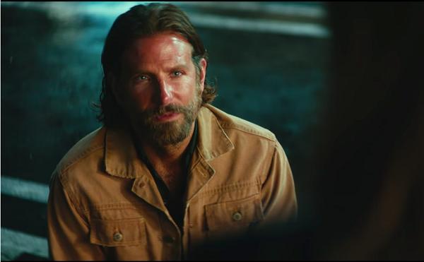 Khán giả ngả mũ thán phục trước gương mặt đa tài: Bradley Cooper.
