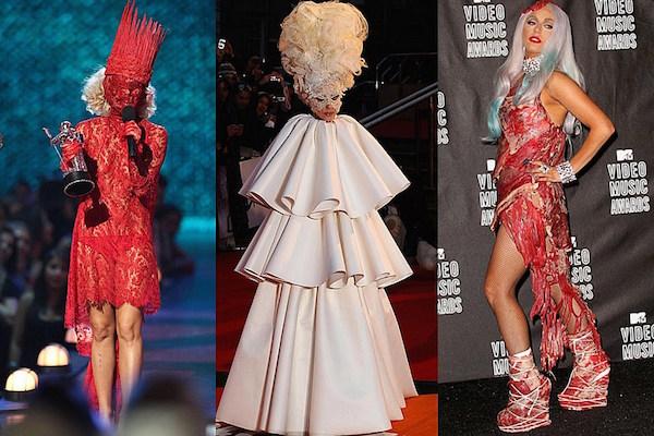 Lady Gaga của ngày trước là một ngôi sao nhạc pop kỳ quái.
