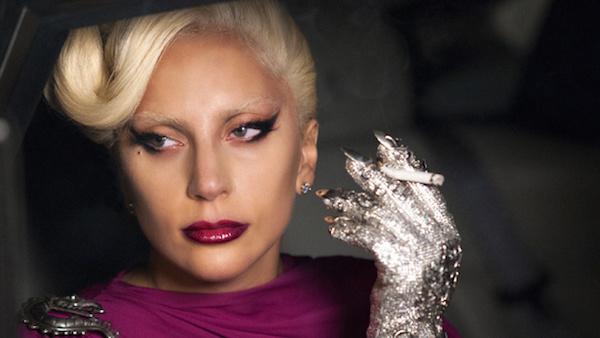 Gaga gây tiếng vang vớiAmerican Horror Story: Hotel.