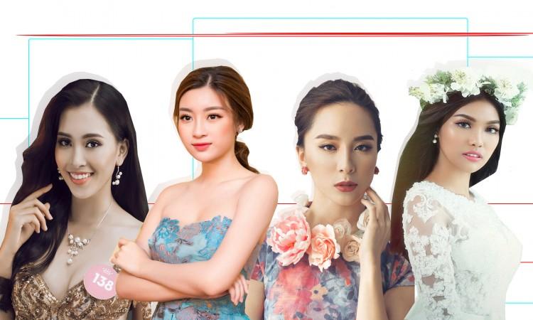 Ngay từ bây giờ, hãy ra tay chung sức ủng hộ cho Trần Tiểu Vy tại Hoa hậu Thế Giới 2018. Hi vọng Trần Tiểu Vy sẽ giúp Lan Khuê đòi lại lời hứa năm xưa nhan sắc Việt
