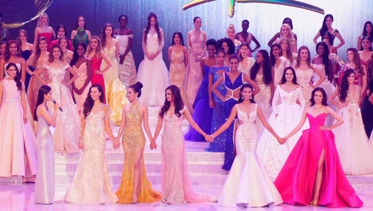 Chiến thuật thay đổi luật lệ cực kỳ khó hiểu vì khán giả Miss World ít thấy giải Hoa hậu nhân ái mà được chia đều với 5 đại diện Ấn Độ, Nam Phi, Philippines, Indonesia và Việt Nam.