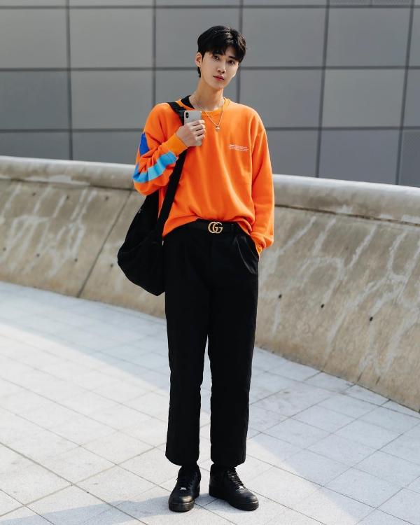 Seoul Fashion Week Xuân/Hè 2019 ngày thứ hai: 'Sàn diễn' của street style cá tính, màu sắc 6