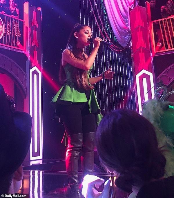 Không chỉ là 'Nữ hoàng hủy show', Ariana Grande còn là 'Nữ hoàng nói phét' của làng nhạc 1