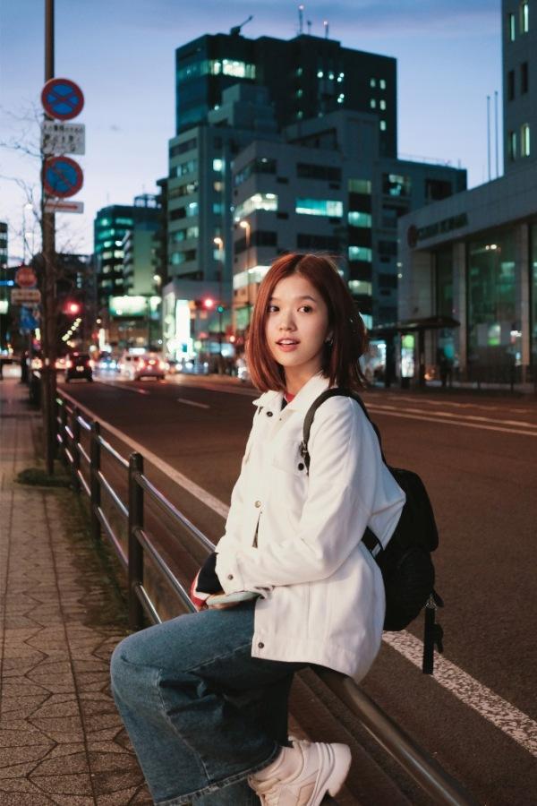 Suni Hạ Linh được khen khi hát tiếng Nhật ngay tại 'xứ sở hoa Anh Đào' 1
