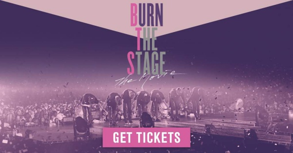 Poster phim Burn The Stage: The Movie