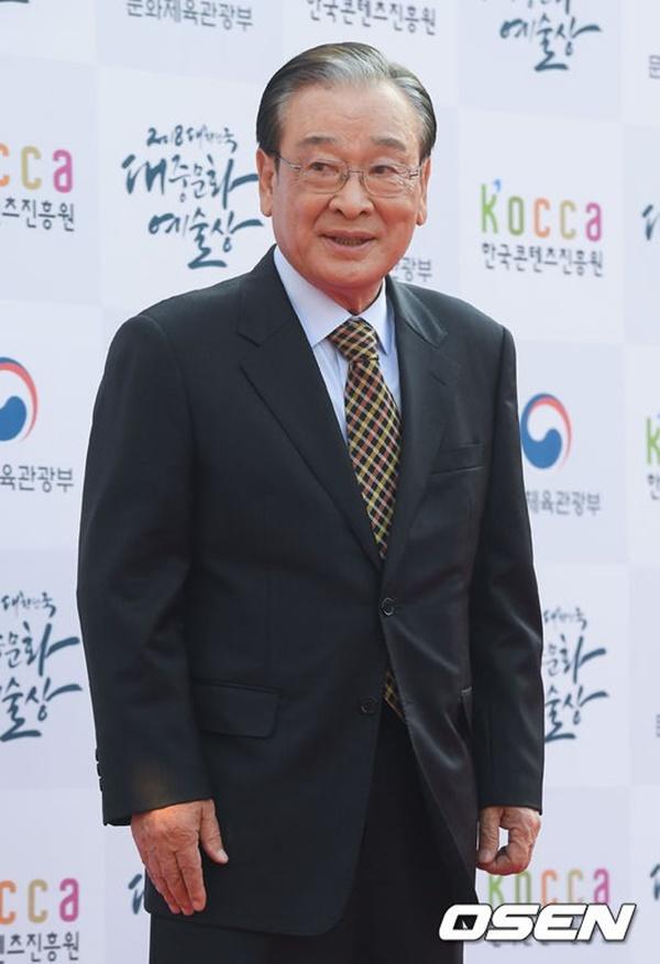Ông ngoại được yêu thích trong 'Gia đình là số 1'Lee Sun Jae.