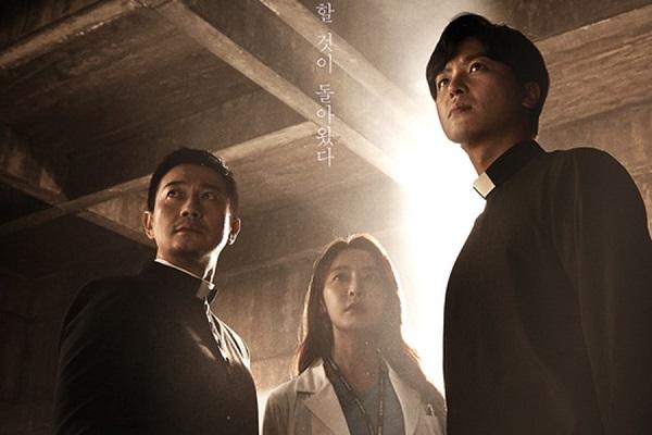 Phim Hàn tháng 11: Cuộc đua rating của những ngôi sao đình đám 7