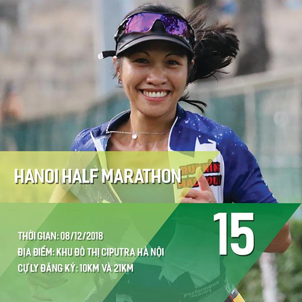 16 giải chạy bộ năm 2018 các Runners nhất định phải một lần ghi danh 14