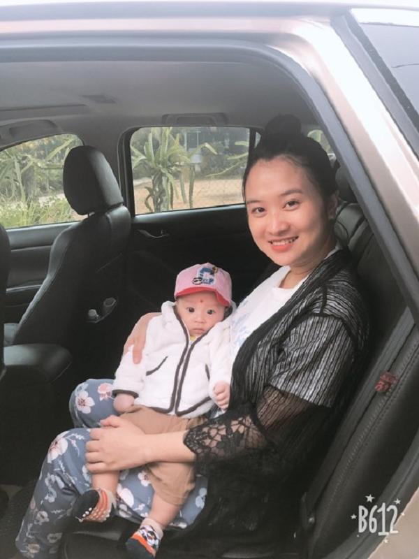 Chị Phạm Thị Thanh Thảo - chủ nhân bài viết gây sốt