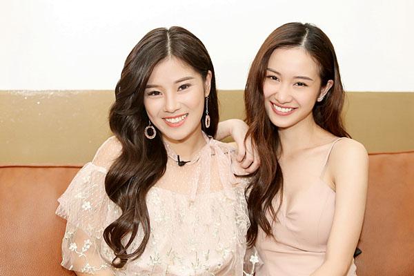 <a href='http://tiin.vn/chuyen-muc/sao/tin-sao/hoangyen.html'>Hoàng Yến</a> Chibi và Jun Vũ thân thiết thế này, hỏi sao fan cứ nhiệt tình 'ghép đôi' 0