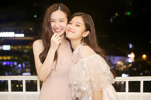 Hoàng Yến Chibi và Jun Vũ thân thiết thế này, hỏi sao fan cứ nhiệt tình 'ghép đôi' 2