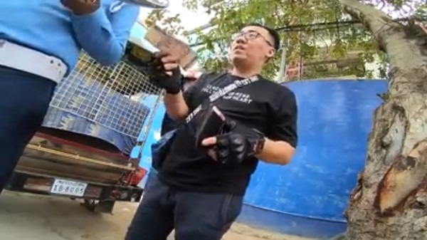 Motovlog Bùi Minh Đức.